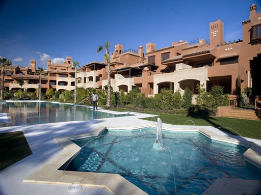 LUXURY HOMES FOR SALE  between Estepona and Marbella READY TO ENJOY  Alhambra Los Granados is now a , Spain