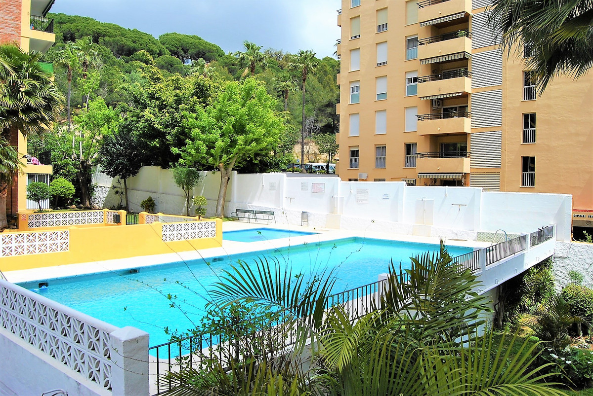 APARTMENT IN MARBELLA CENTER WITH SWIMMINGPOOL  Surrounded by all kinds of services and located in t, Spain