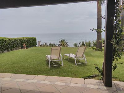 WONDERFUL TOWNHOUSE - FIRST LINE BEACH - PANORAMICS SEA VIEWS  Townhouse, Estepona, Costa del Sol. 3, Spain