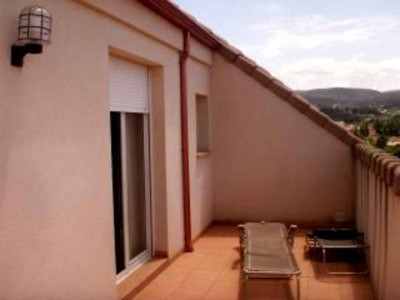 Newly built 'atico' apartment with 2 terraces. Modern apartment with parquet floors, air con, Spain