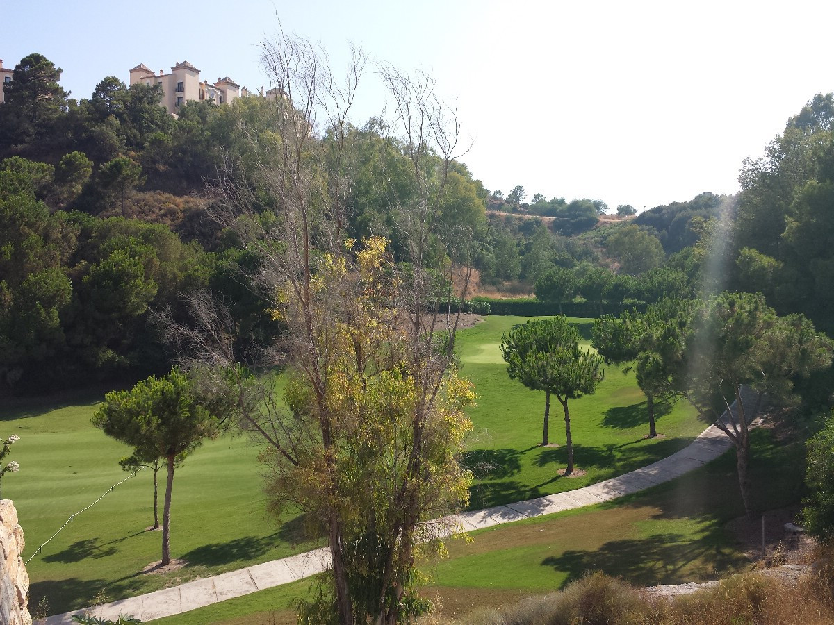 Great frontline golf plot only 5 minutes walk from the clubhouse, with restaurants, cafes and golf c,Spain