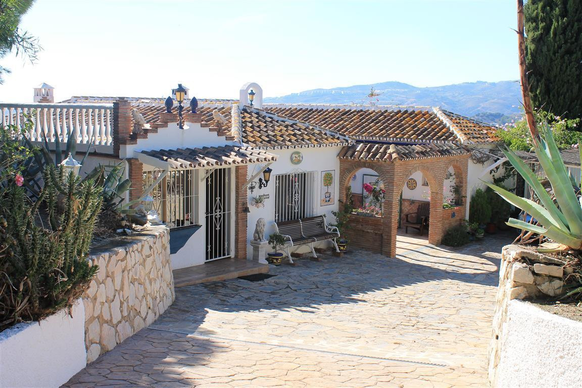 Panoramic sea and countryside views.  A charming, very private country finca with amazing sea and pa,Spain