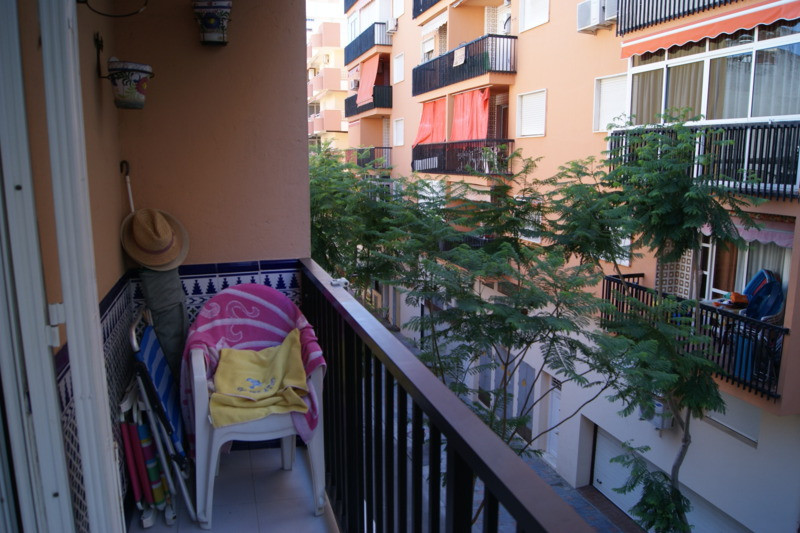 Middle Floor Apartment,second line beach, in the heart of  Los Boliches, Costa del Sol. NO LIFT Agua,Spain