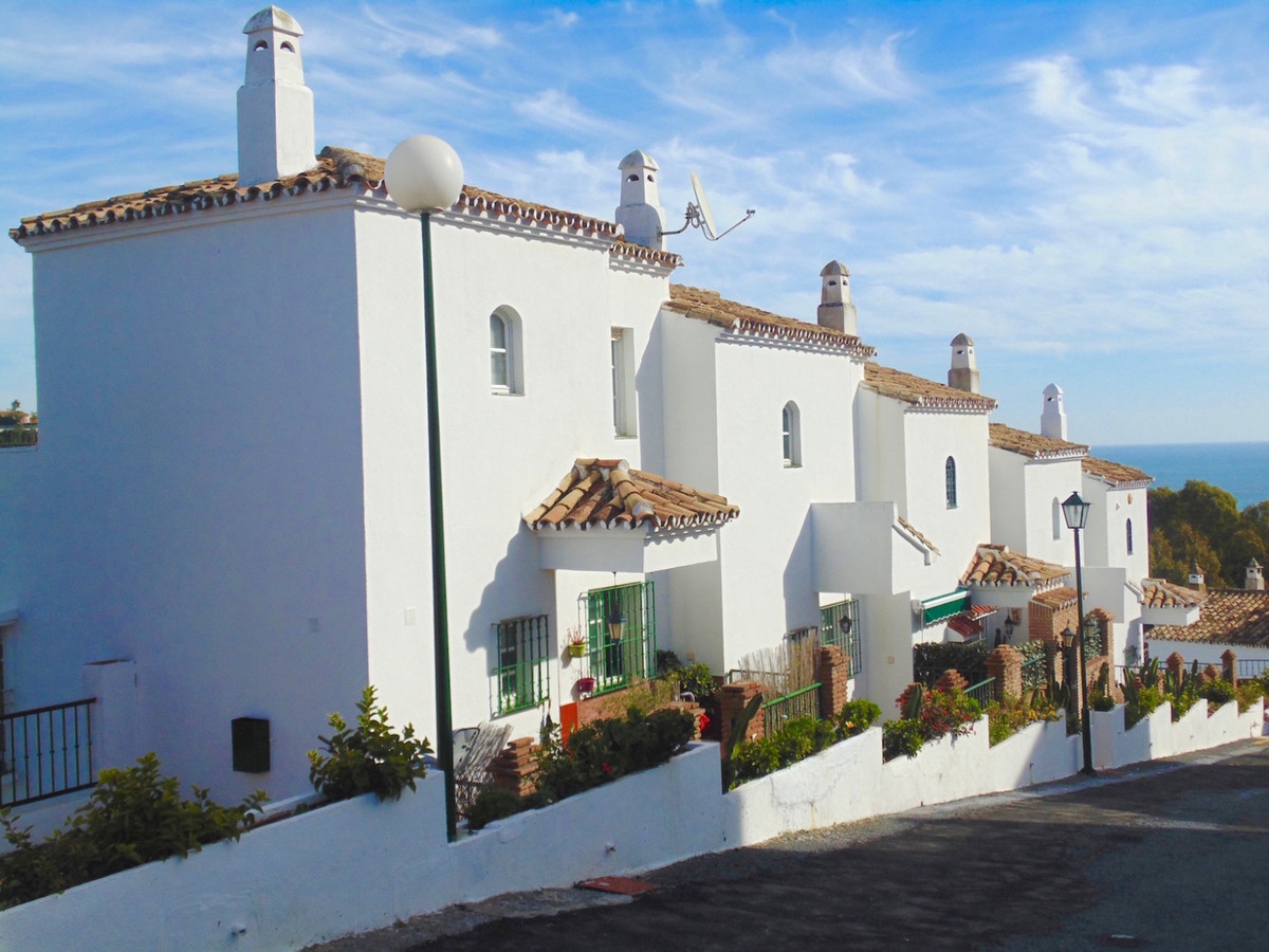 A very charming Andalucian style house in a fantastic location in Torrequebrada, easy walking distan,Spain