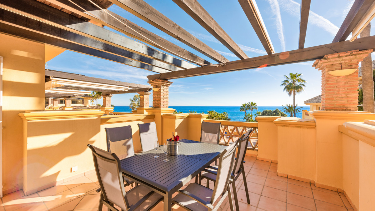 REDUCED TO 1,100,000 EUROS!!  Fantastic 3 Bedroom 3 Bathroom Frontline Beach Apartment in Rio Real, , Spain