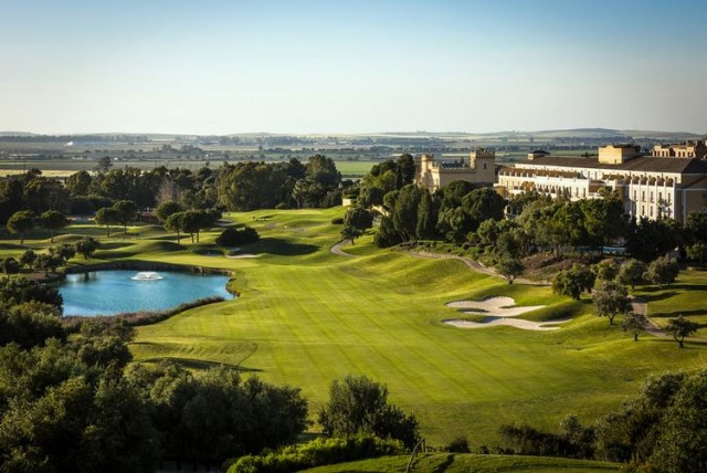 With an actual valuation of 39.000.000€, this golf Hotel, located at Jerez de la Frontera, Cadiz. Th, Spain