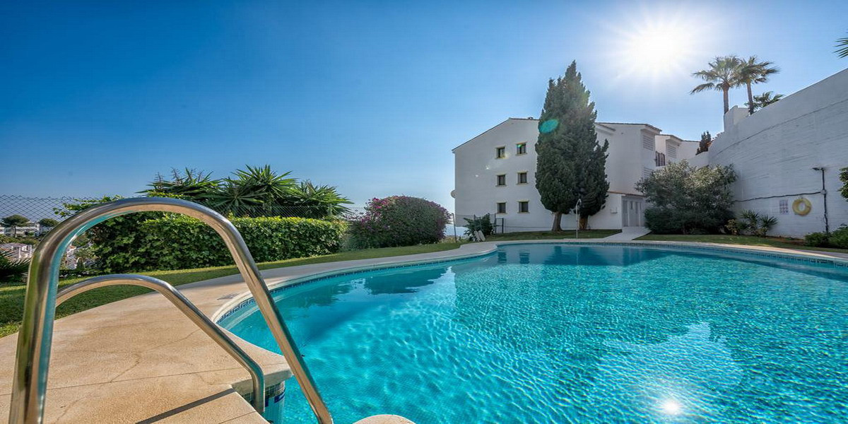 3 bedroom, 3 bathroom Townhouse in Riviera, Mijas Costa  This totally refurbished, luxury house is i,Spain