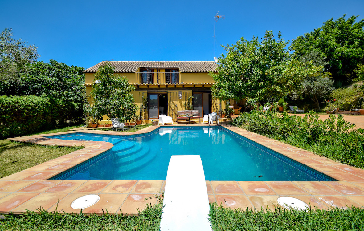 EXCEPTIONAL RUSTIC FINCA CLOSE TO ESTEPONA. AN ABSOLUTE BARGAIN IN TERMS OF VALUE FOR MONEY.  DON'T ,Spain