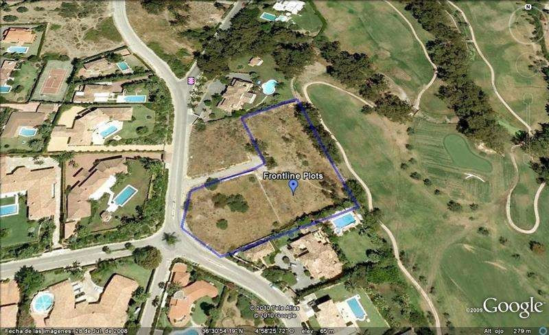 Great opportunity to purchase a good size plot in the heart of the Golf Valley and in one of the bes, Spain