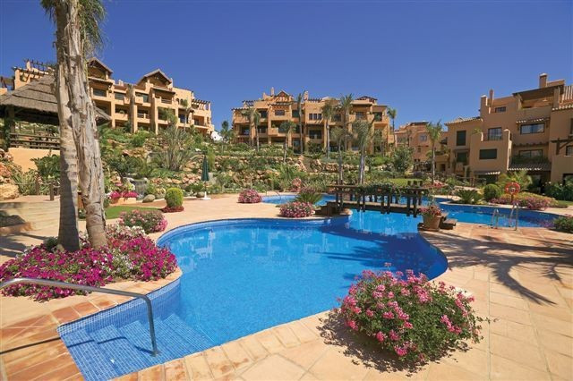 El Campanario is one of the best Urbanizations in Atalaya, a gated complex with security on both ent, Spain