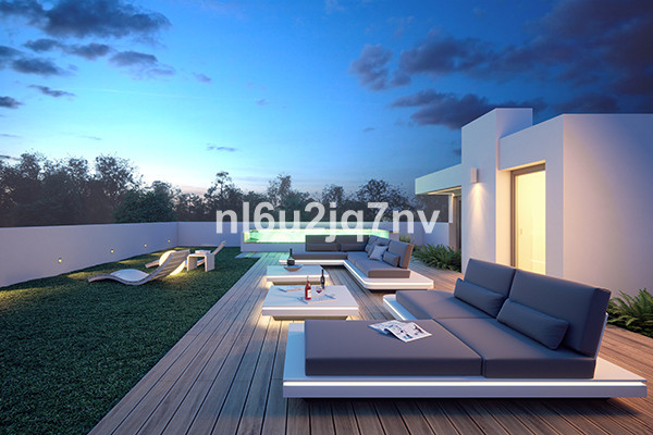 THIS IS A SMALL DEVELOPMENT OF THREE INDIVIDUAL CONTEMPORARY VILLAS IDEALLY LOCATED ON THE DOORSTEP , Spain