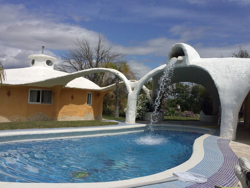 Villa in Monda, 12,000 m2 of land, 2 independent houses, one with 125 m2, 3 bedrooms, 2 bathrooms, k,Spain