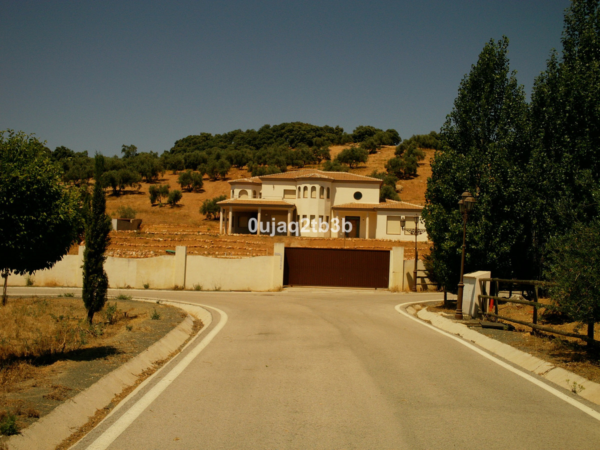 Very nice large plot with high potential in a residential area outside Archidona. Located only 50 mi,Spain