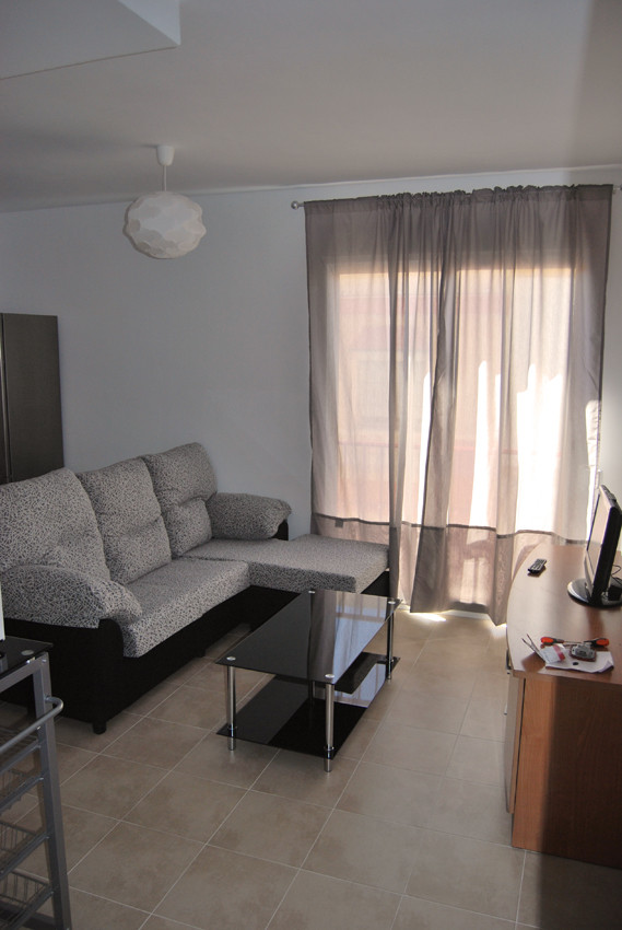 For sale a 1 bedroom, 1 bathroom flat on a first floor building situated in las Lagunas of Mijas Cos,Spain