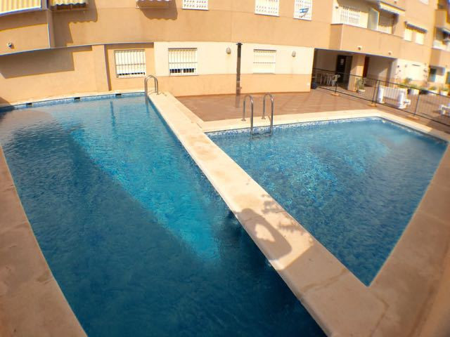 A light and bright, 4 bedroom apartment in Campello village with pool and private sun terrace.  A 19,Spain