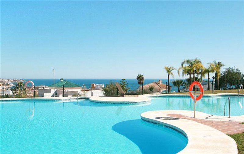 RESERVED  A fabulous two bedroom penthouse apartment in a sought after development in La Cala de Mij,Spain