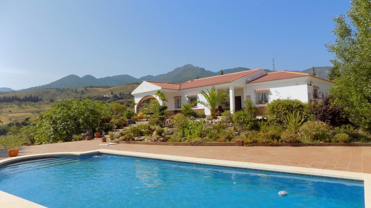 ***RESERVED*** This absolute GEM of a villa is located at the end of a no through road, in a tranqui,Spain