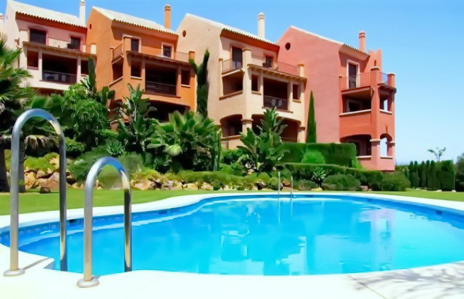 EXCLUSIVE fantastic apartment complex located only a footstep from Puerto La Duquesa.  This beautifu, Spain