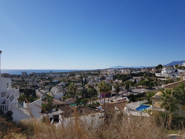 Unique location of this plot in Riviera del Sol in Mijas Costa. Facing south with incredible views t,Spain