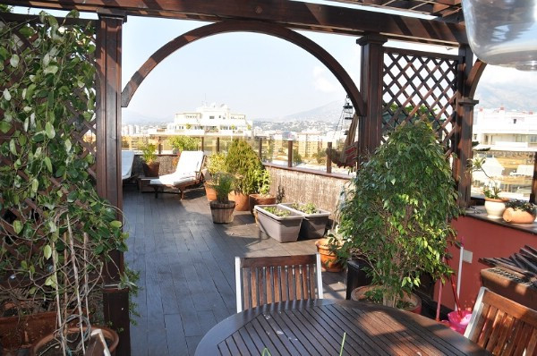 Absolutely one of the biggest to-level penthouse in Fuengirola. Enjoy the panoramic view to the moun,Spain