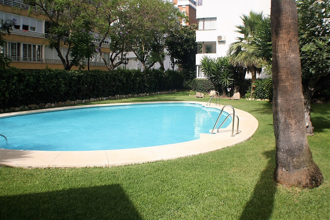 DUPLEX IN MARBELLA CENTER - 50 M FROM THE BEACH  It has a magnificent position in the center of marb,Spain