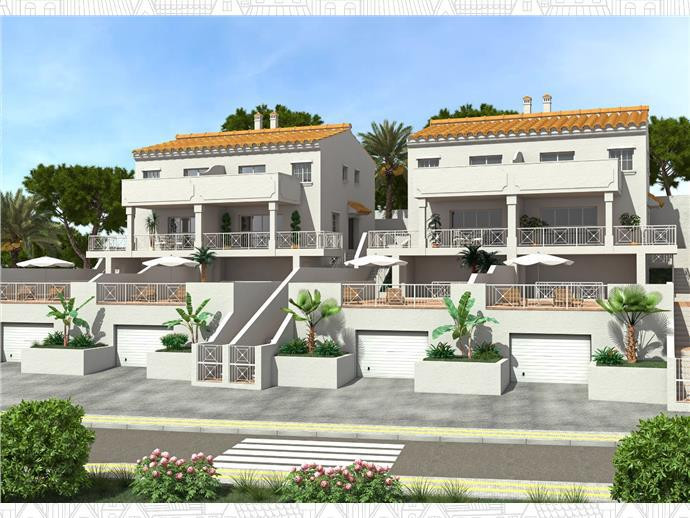 OPPORTUNITY!!! BARGAIN  Brilliant semi detached houses located in Cabopino. Have been totally reform,Spain