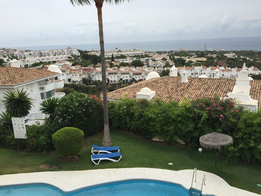 Lovely 1st. floor 2bed/2bath apartment for sale in popular Calahonda, Mijas Costa.   Situated in a q, Spain