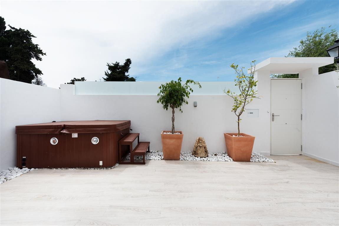 This beautiful 3 bedroom 2 bathroom fully renovated townhouse within walking distance to the beach, , Spain