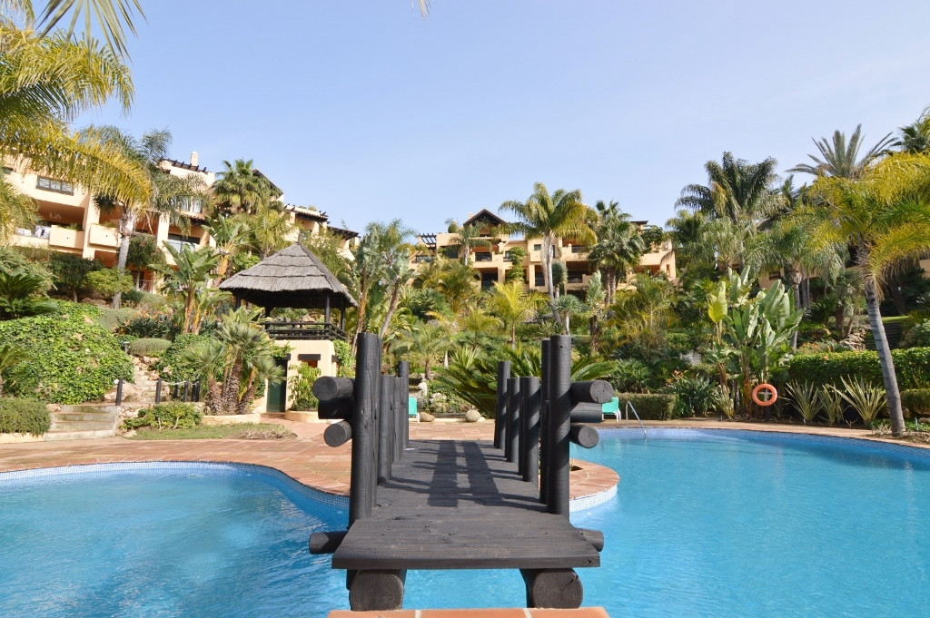 New Golden Mile, Between Puerto Banus and Estepona, A tropical paradise, this residential complex is,Spain