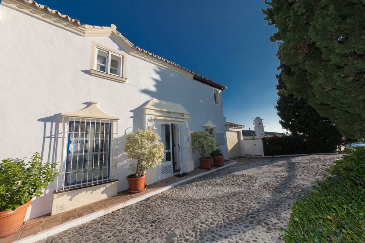 Marbella Hill Club, Marbella - A perfect holiday or permanent home.   Semi detached villa / townhous, Spain