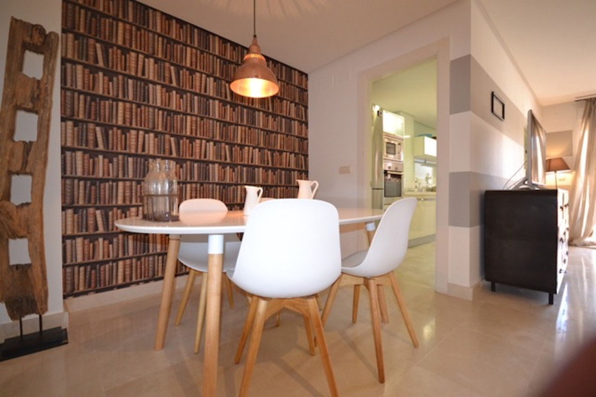 Spacious apartment in the heart of Nueva Andalucia and all golf courses. Very quiet holiday area tha,Spain