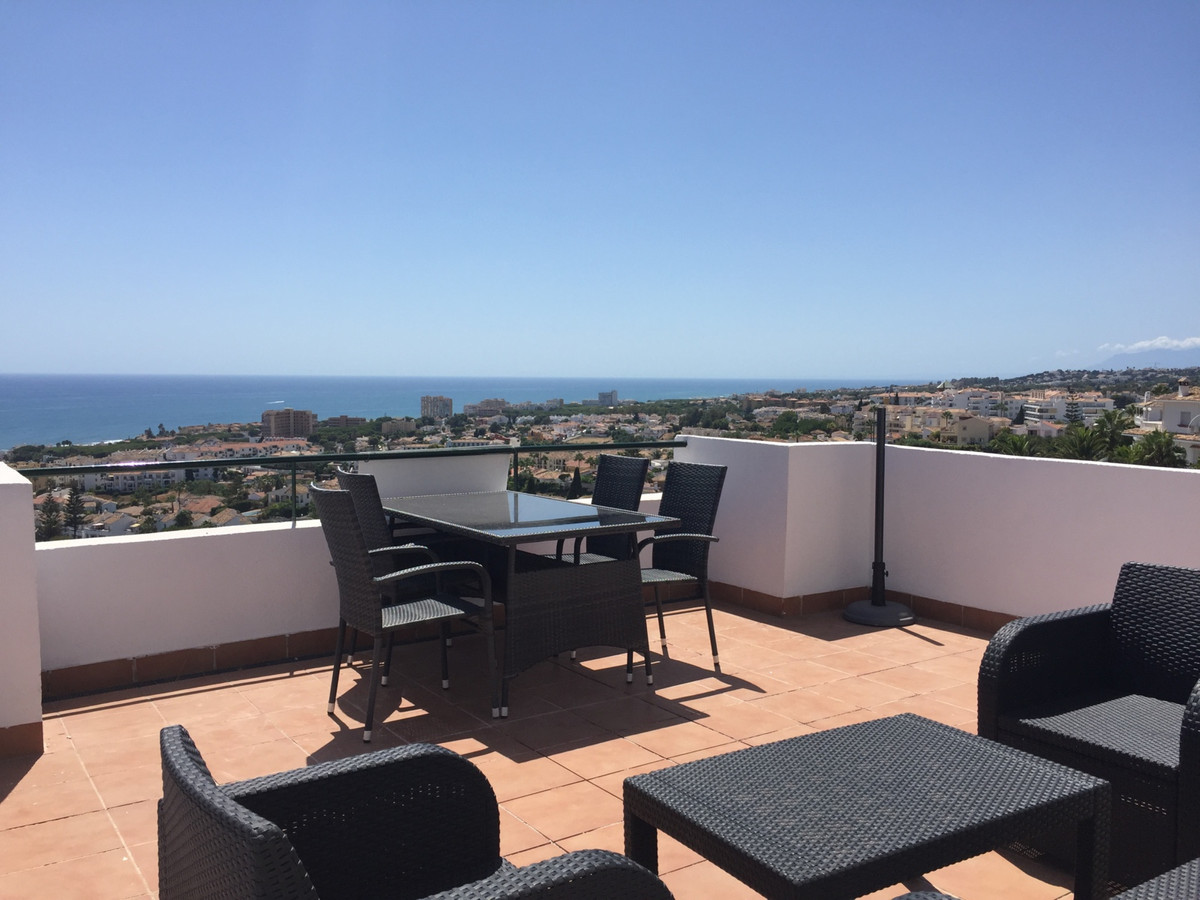 DUPLEX WITH STUNNING SEA VIEWS  2 bedroom, 2 bathroom Duplex apartment with outstanding views of the, Spain