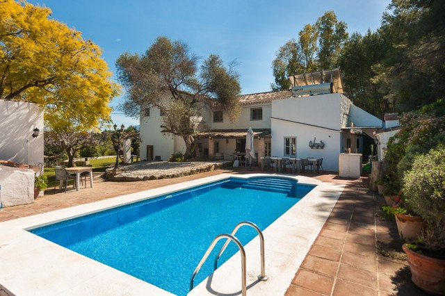Fabulous finca situated on the outskirts of the town of Coin. Totally private, it enjoys a large plo,Spain