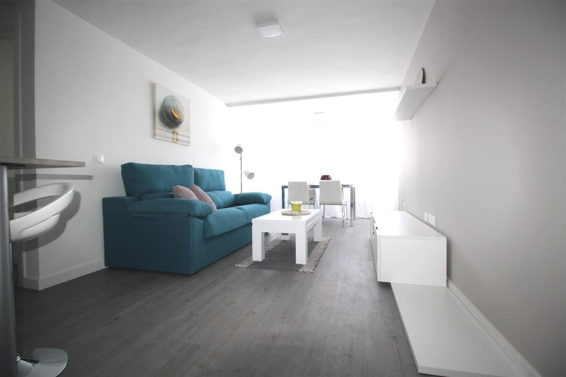 Lovely quaint apartment completely renovated and furnished to a high modern standard. Sold fully fur, Spain
