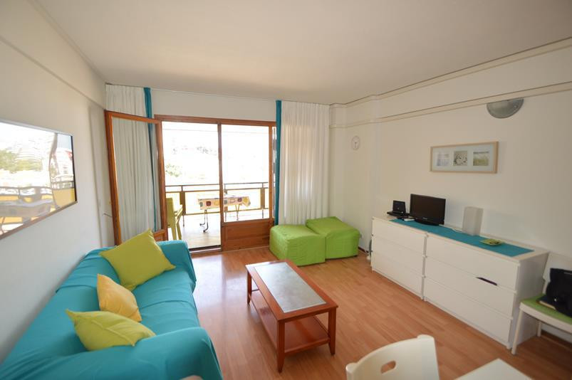 Situated beachside in the much sought after area of La Carihuela Torremolinos we offer this one bedr, Spain