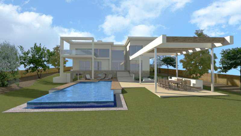 Unique and contemporary 7 bedroom west-facing villa, situated in the heart of Nueva Andalucia, one o,Spain