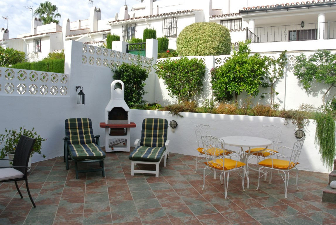 Charming townhouse in a well maintained urbanisation with two pool areas, playground for children. W,Spain