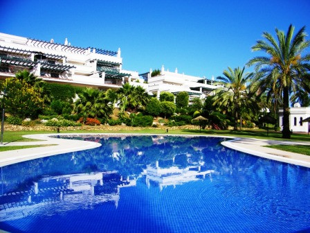 RESERVED 08/02/18 --- Investor Special... Close to Puerto Banus, This unique Penthouse with over 260,Spain