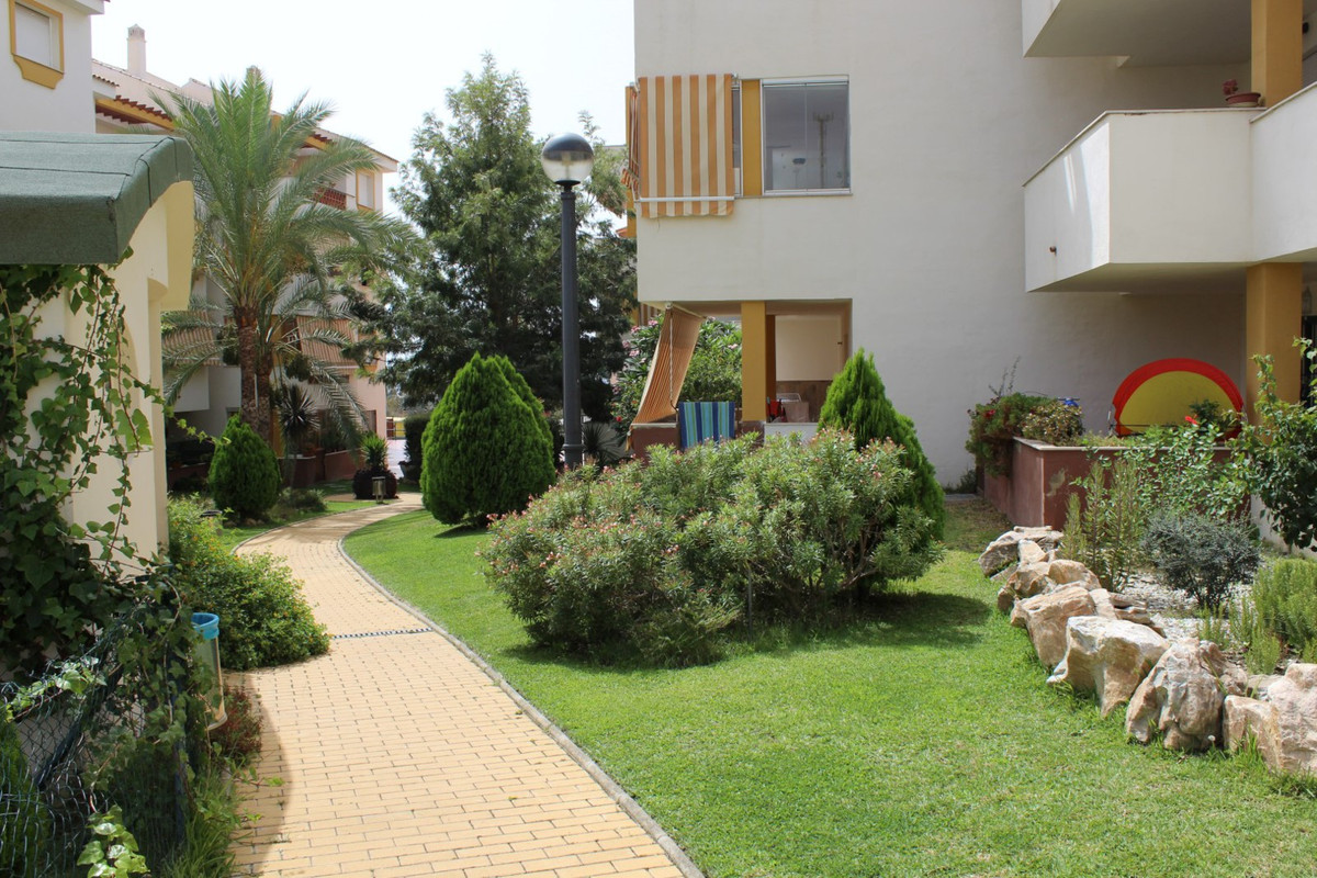 Nice apartment in Anoreta, consists of a living/dining room with access to a terrace which also give, Spain