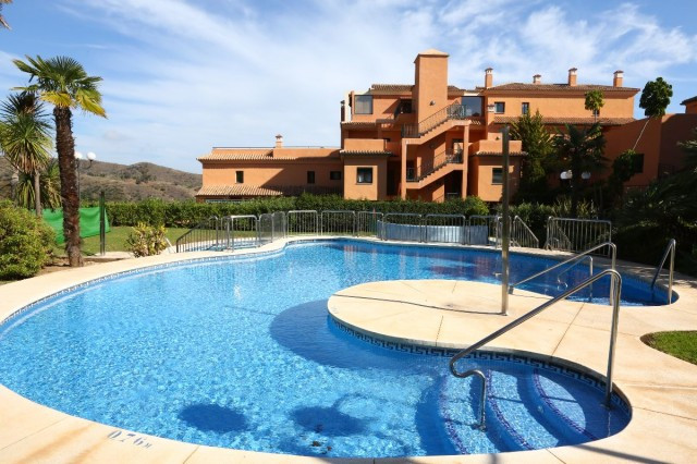 Apartment on one level  in El Mirador de Santa Maria Golf in Elviria, East Marbella. The apartment o, Spain