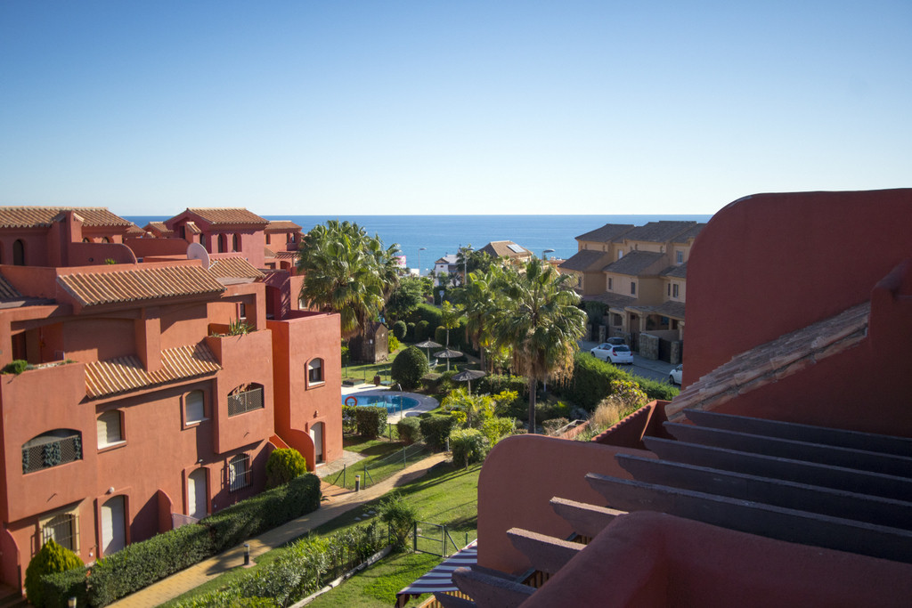 An absolutely stunning Triplex Penthouse with huge roof top solarium with amazing panoramic sea and ,Spain