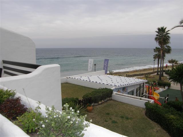 Superb front line beach apartment in Marbella! Completly refurbished, wooden floor, modernized ,it h, Spain