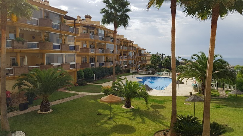 Back on the market and priced to sell !! In the quality gated complex of Altos De Calahonda, this fa,Spain