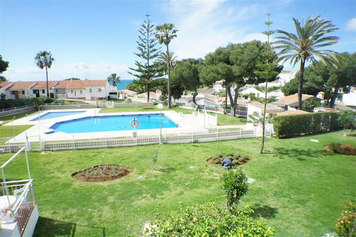 This delightful top floor studio apartment is ideally situated in a quiet location within the villag,Spain