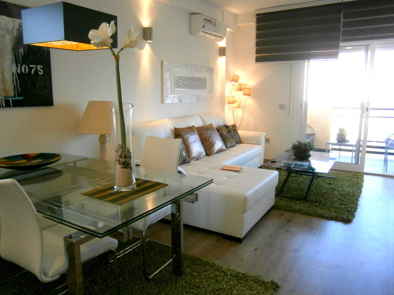 Apartment from beach in Fuengirola. with 52m2 build. Sea views southwest orientation and close all a,Spain