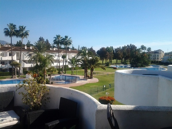Wonderful apartment in gated, fully renovated, very good qualities. 2 bedrooms, 2 bathrooms and smal,Spain