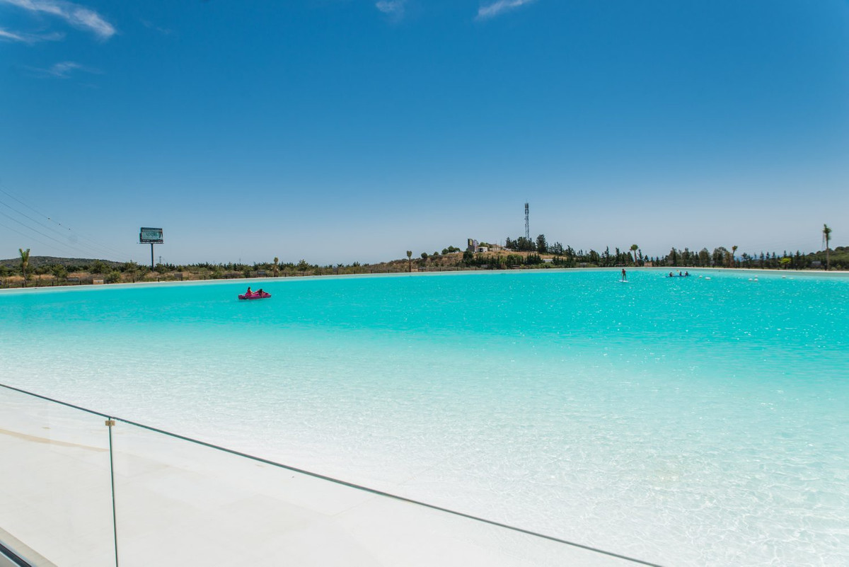 ALCAZABA Lagoon is the residential development of your dreams, stretching through over 40,000 m2 wit,Spain
