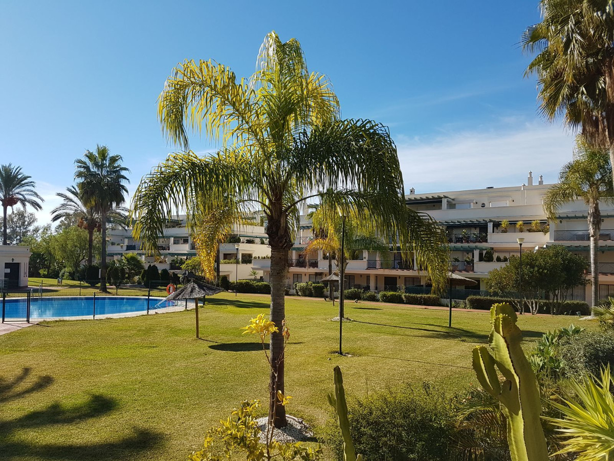 Great apartment on the ground floor with large terrace ideal, has two bedrooms, two bathrooms, one e,Spain