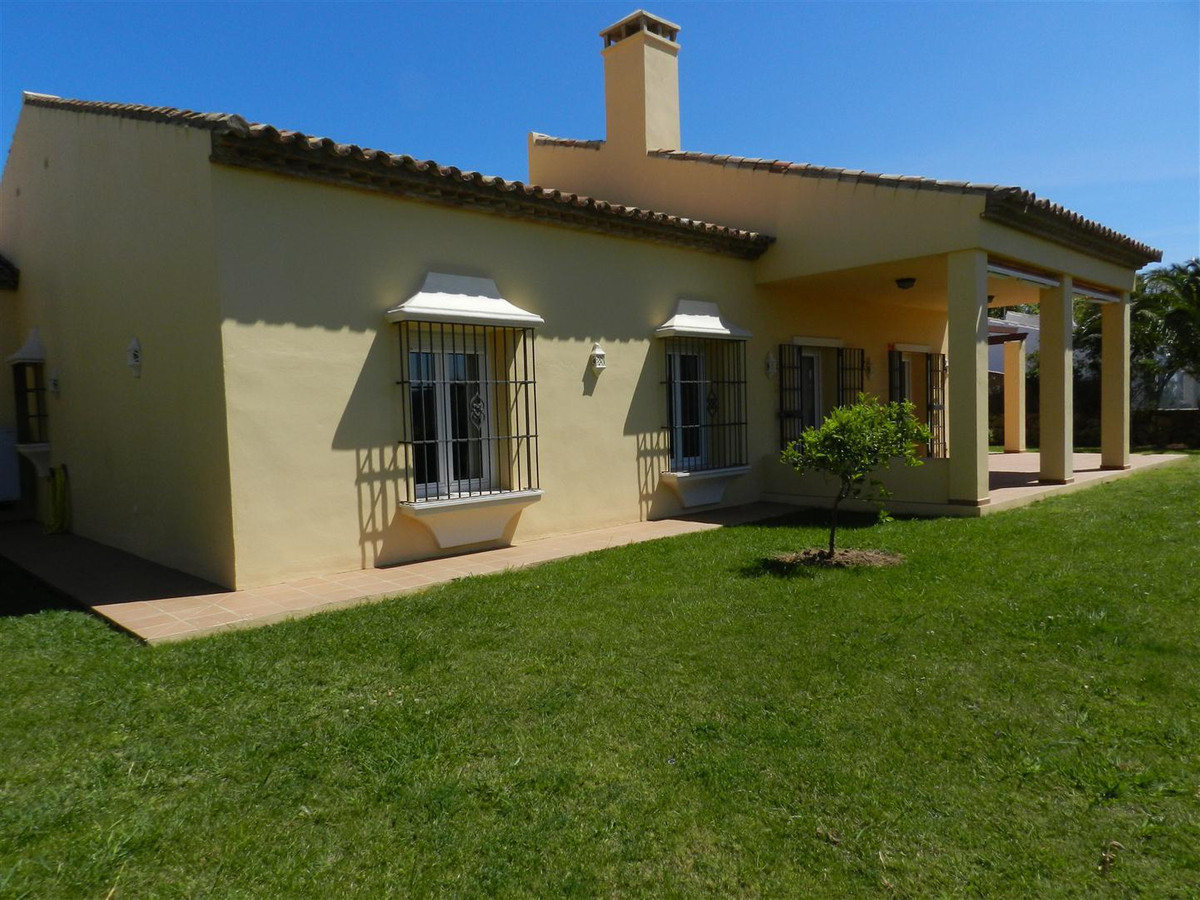 FIRST LINE OF GOLF VILLA IN LA DUQUESA GOLF & COUNTRY CLUB  This impressive first line golf vill,Spain