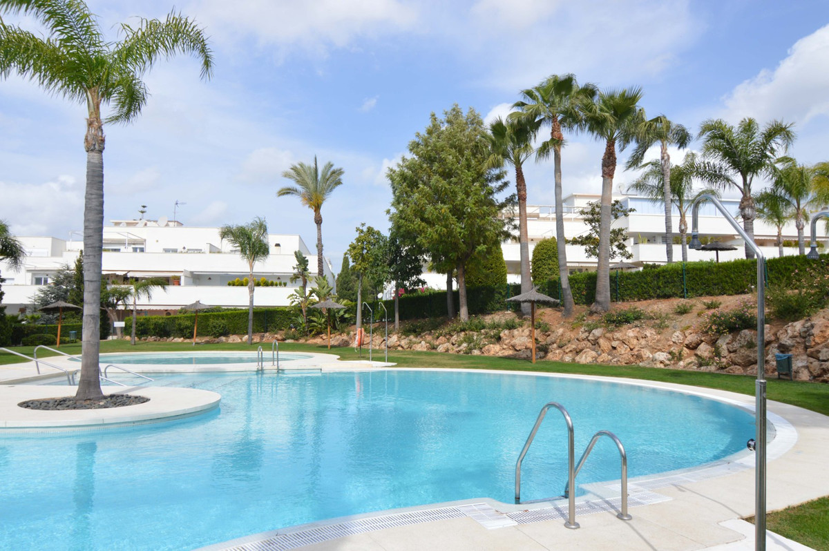 * NUEVA ANDALUCIA...Best price in the area for a 3 bedroom corner apartment with a large terrace wit,Spain